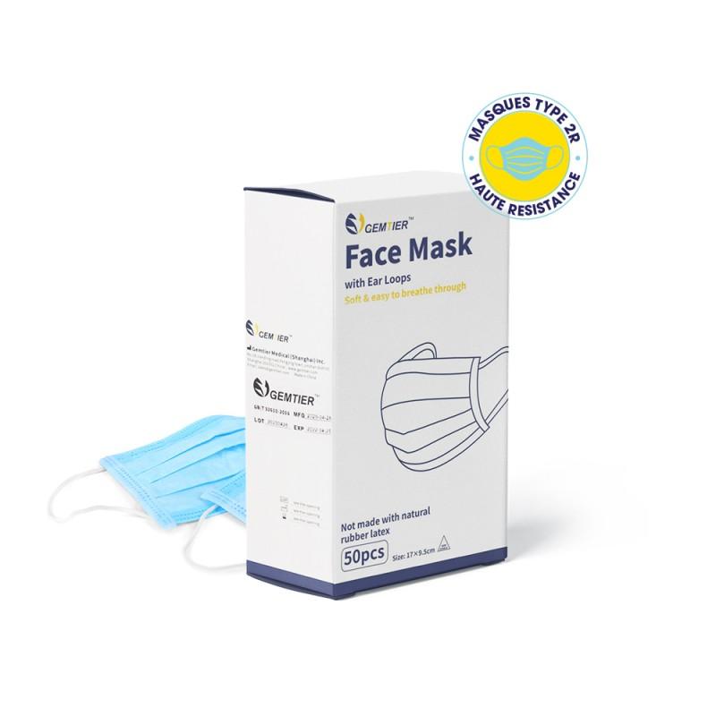 Boite de 50 masques