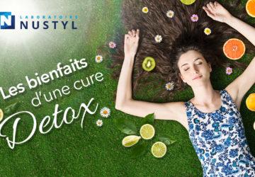 Les bienfaits d'une cure detox