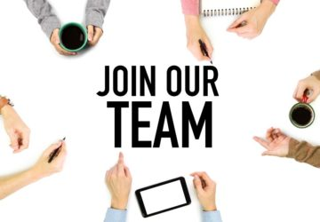 Nous recrutons - Join our Team