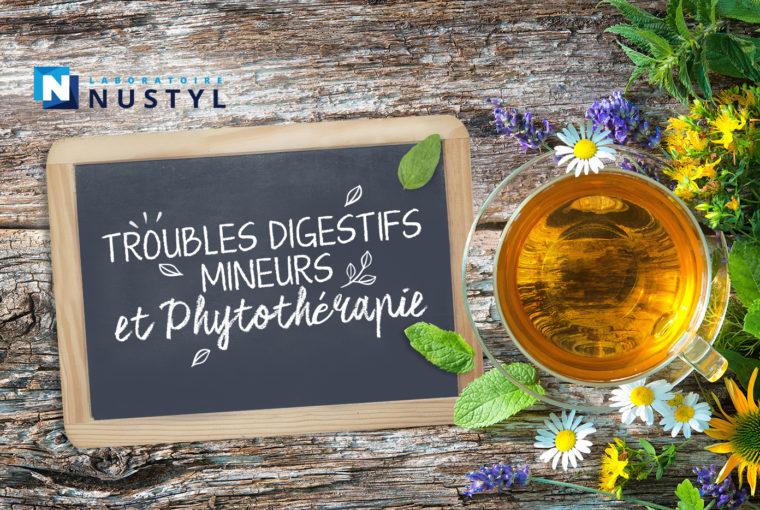 Troubles digestifs mineurs et Phytothérapie