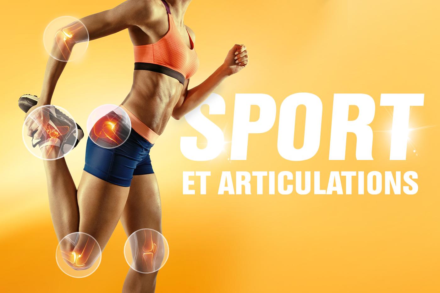 Sport et articulations
